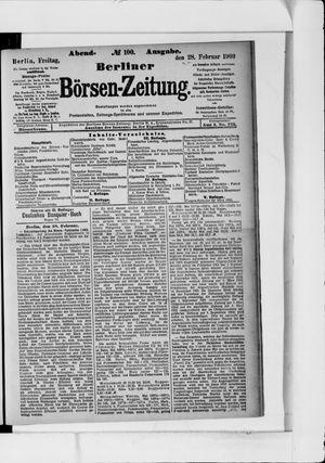 Berliner Börsen-Zeitung vom 28.02.1902