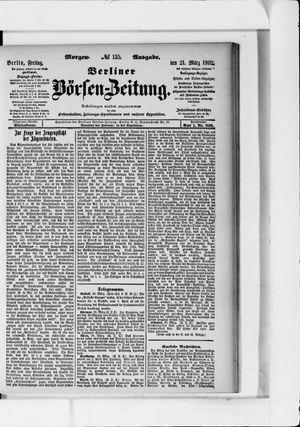 Berliner Börsen-Zeitung vom 21.03.1902