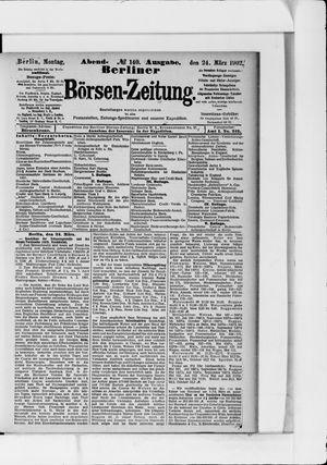 Berliner Börsen-Zeitung vom 24.03.1902
