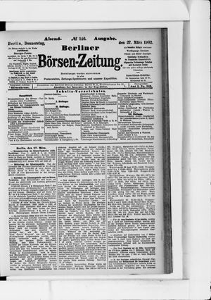 Berliner Börsen-Zeitung vom 27.03.1902