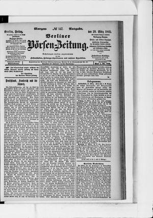 Berliner Börsen-Zeitung vom 28.03.1902