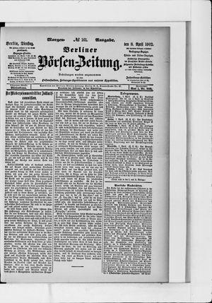 Berliner Börsen-Zeitung vom 08.04.1902