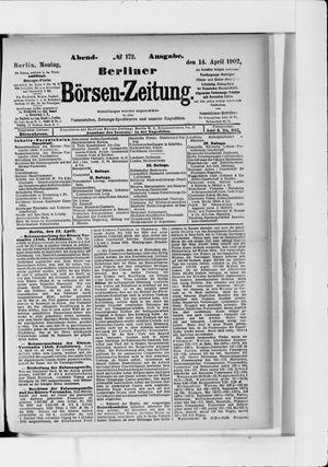 Berliner Börsen-Zeitung vom 14.04.1902