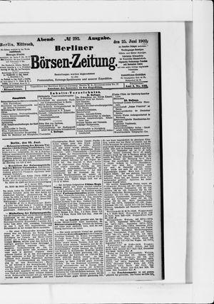 Berliner Börsen-Zeitung vom 25.06.1902