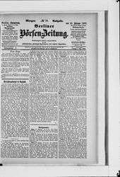 Berliner Börsenzeitung