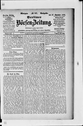 Berliner Börsen-Zeitung