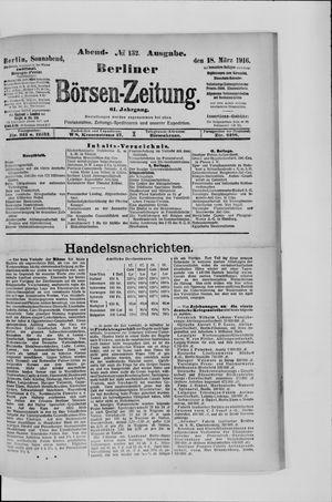 Berliner Börsen-Zeitung vom 18.03.1916