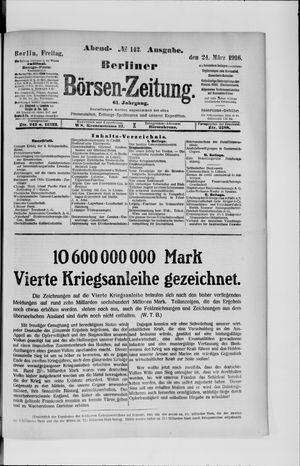 Berliner Börsen-Zeitung vom 24.03.1916