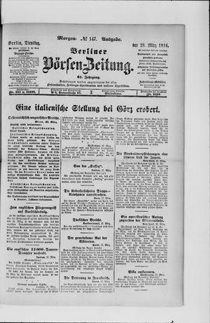 Berliner Börsen-Zeitung vom 28.03.1916