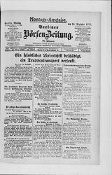 Berliner Börsen-Zeitung (18.12.1916)