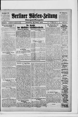 Berliner Börsen-Zeitung vom 23.03.1919