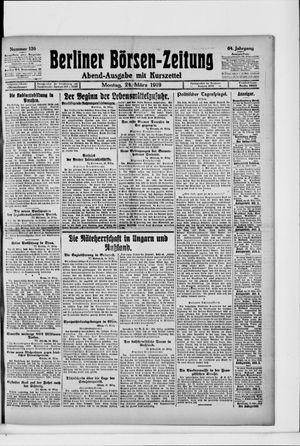 Berliner Börsen-Zeitung vom 24.03.1919