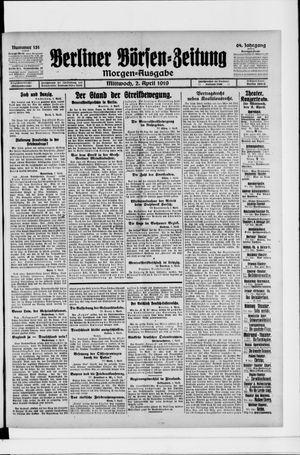 Berliner Börsen-Zeitung on Apr 2, 1919