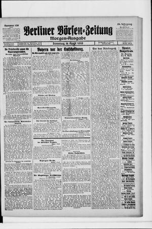 Berliner Börsen-Zeitung vom 06.04.1919