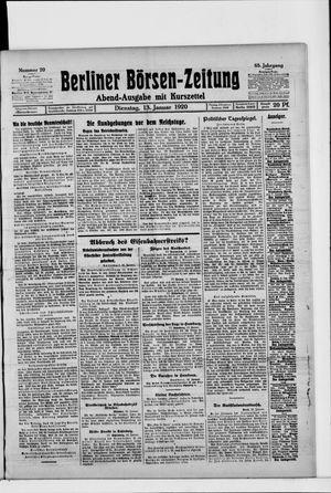Berliner Börsen-Zeitung vom 13.01.1920