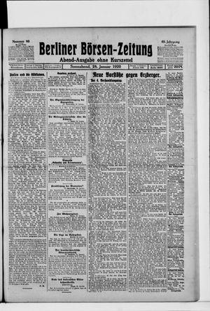 Berliner Börsen-Zeitung vom 24.01.1920