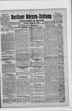 Berliner Börsen-Zeitung vom 30.01.1920