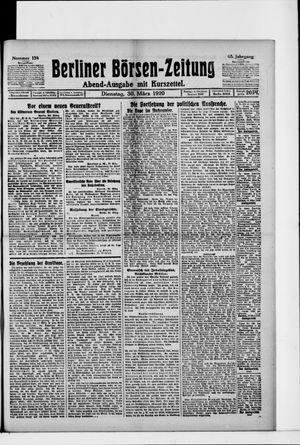 Berliner Börsen-Zeitung vom 30.03.1920