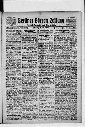 Berliner Börsen-Zeitung vom 03.05.1920