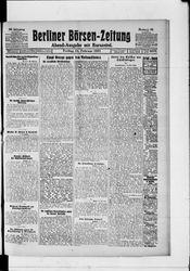 Berliner Börsen-Zeitung (21.10.1921)