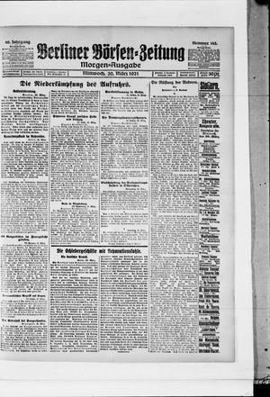 Berliner Börsen-Zeitung vom 30.03.1921