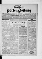 Berliner Börsen-Zeitung (17.11.1923)