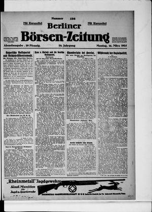 Berliner Börsen-Zeitung vom 16.03.1925