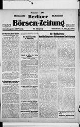 Berliner Börsen-Zeitung (16.10.1926)