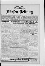 Berliner Börsen-Zeitung (12.12.1926)