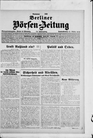 Berliner Börsen-Zeitung vom 17.03.1928