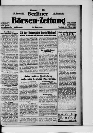 Berliner Börsen-Zeitung vom 19.03.1928