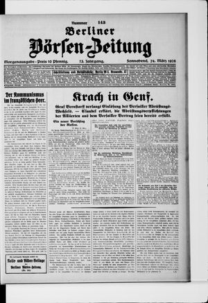 Berliner Börsen-Zeitung vom 24.03.1928
