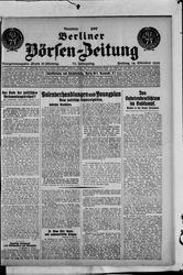 Berliner Börsen-Zeitung (18.10.1929)