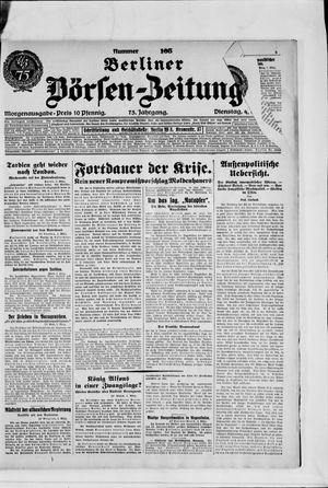 Berliner Börsen-Zeitung vom 04.03.1930