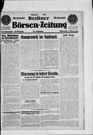 Berliner Börsen-Zeitung on Mar 5, 1930