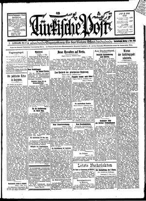 Türkische Post vom 06.02.1928
