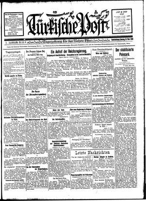 Türkische Post vom 19.02.1928