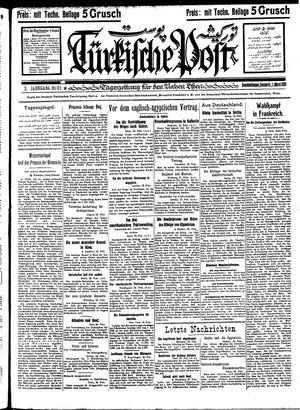 Türkische Post on Mar 1, 1928