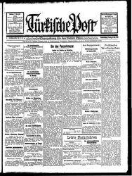 Türkische Post (16.11.1928)