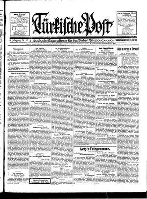 Türkische Post vom 15.01.1930