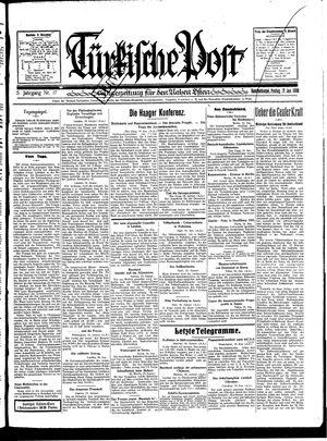 Türkische Post on Jan 17, 1930