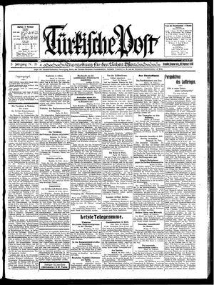 Türkische Post vom 20.02.1930