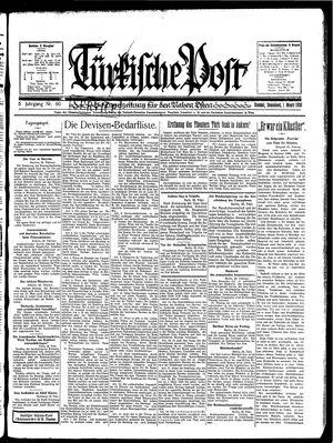 Türkische Post on Mar 1, 1930