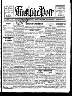 Türkische Post vom 26.03.1930