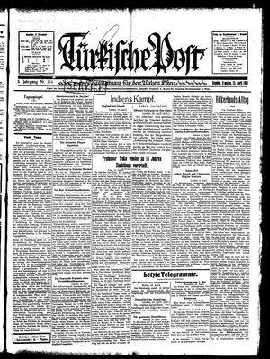 Türkische Post on Apr 15, 1930