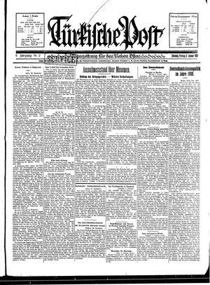 Türkische Post on Jan 2, 1931