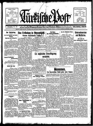 Türkische Post on Feb 5, 1931