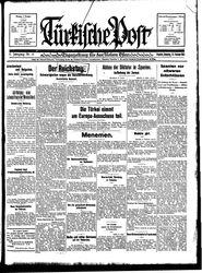 Türkische Post (21.10.1931)