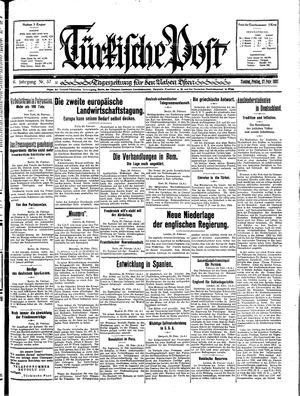 Türkische Post on Feb 27, 1931