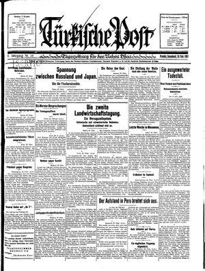 Türkische Post vom 28.02.1931